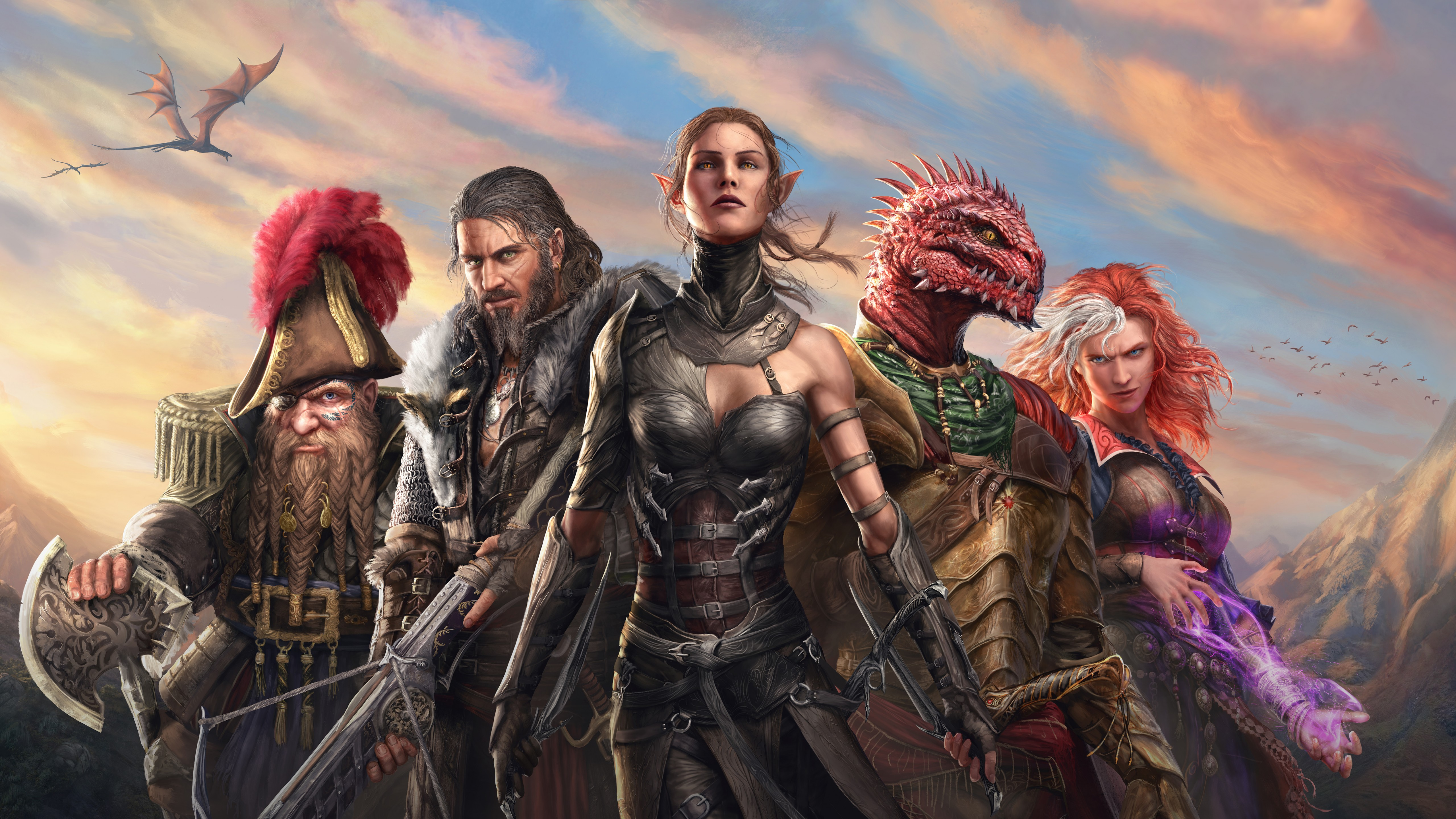 Divinity: Original Sin 2 for Nintendo Switch supports cross