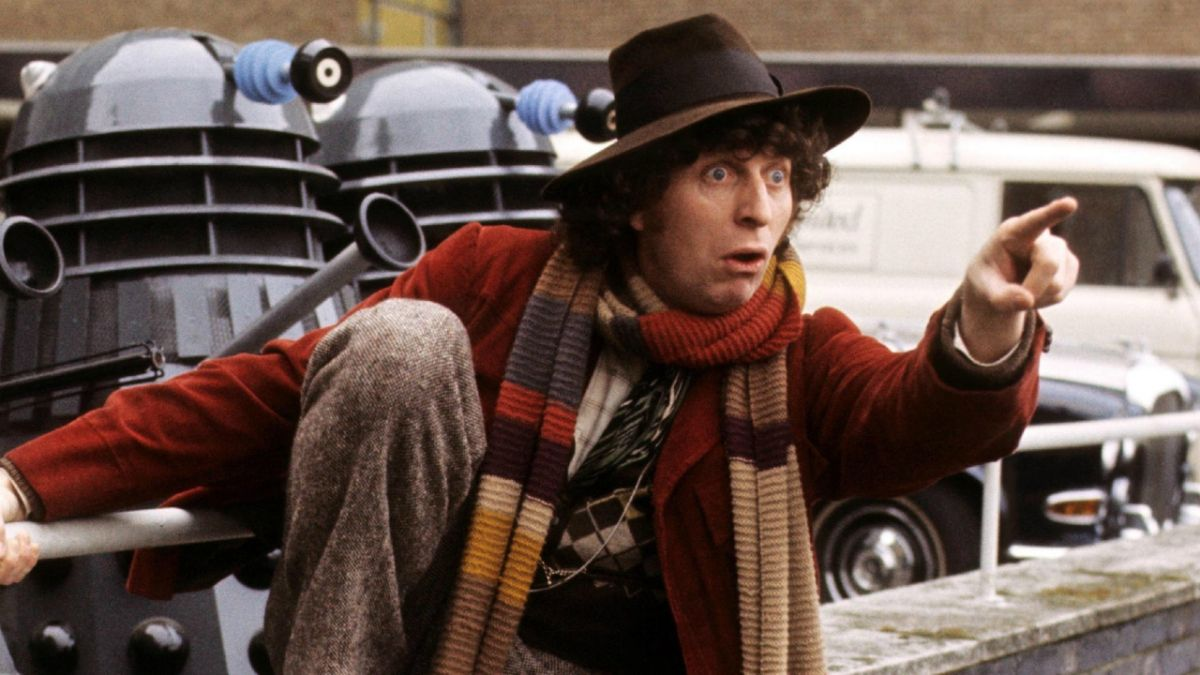 Calling all Time Lords: Twitch is serving up over 500 classic episodes of Doctor Who