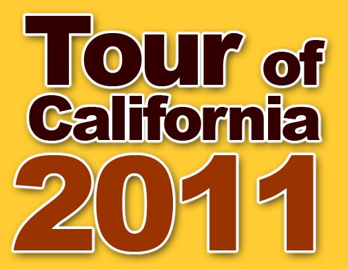 Tour of California 2011 logo