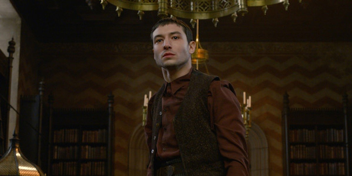 Ezra Miller - Fantastic Beasts: The Crimes of Grindelwald