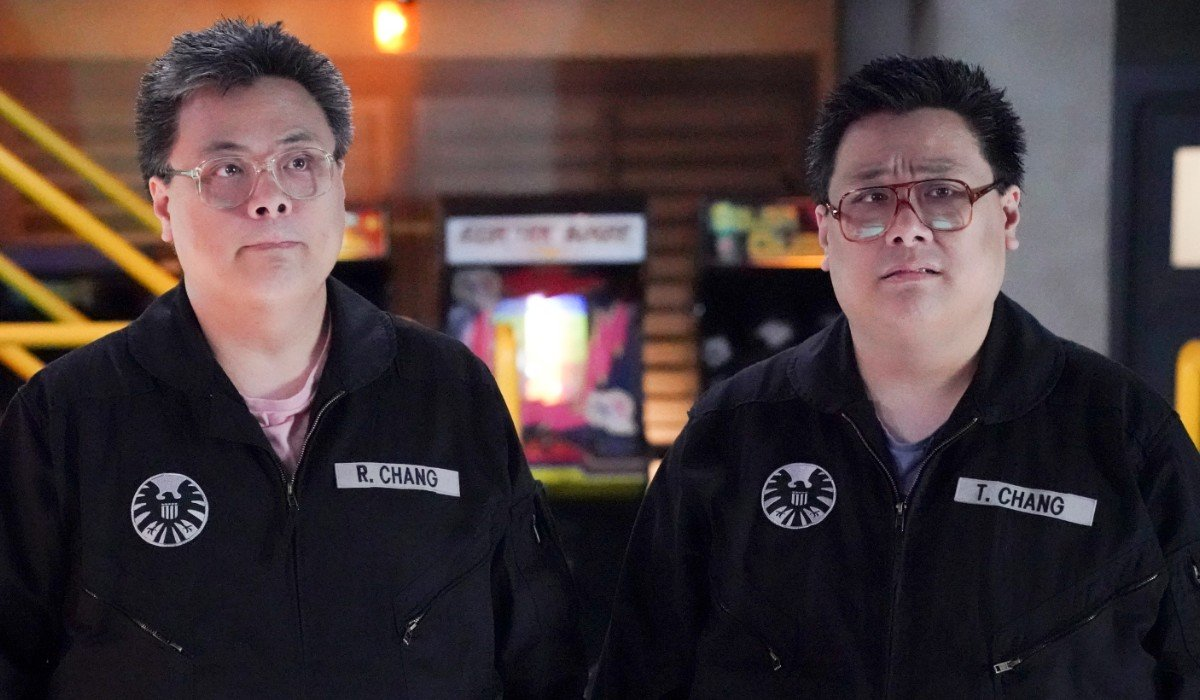 Matt Yuan and John Yuan on Agents of S.H.I.E.L.D. (2020)