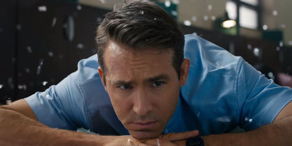 Ryan Reynolds in Free Guy (2021)