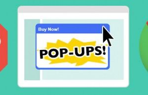 Disable pop-ups in Chrome