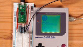 Game Boy mining Bitcoin