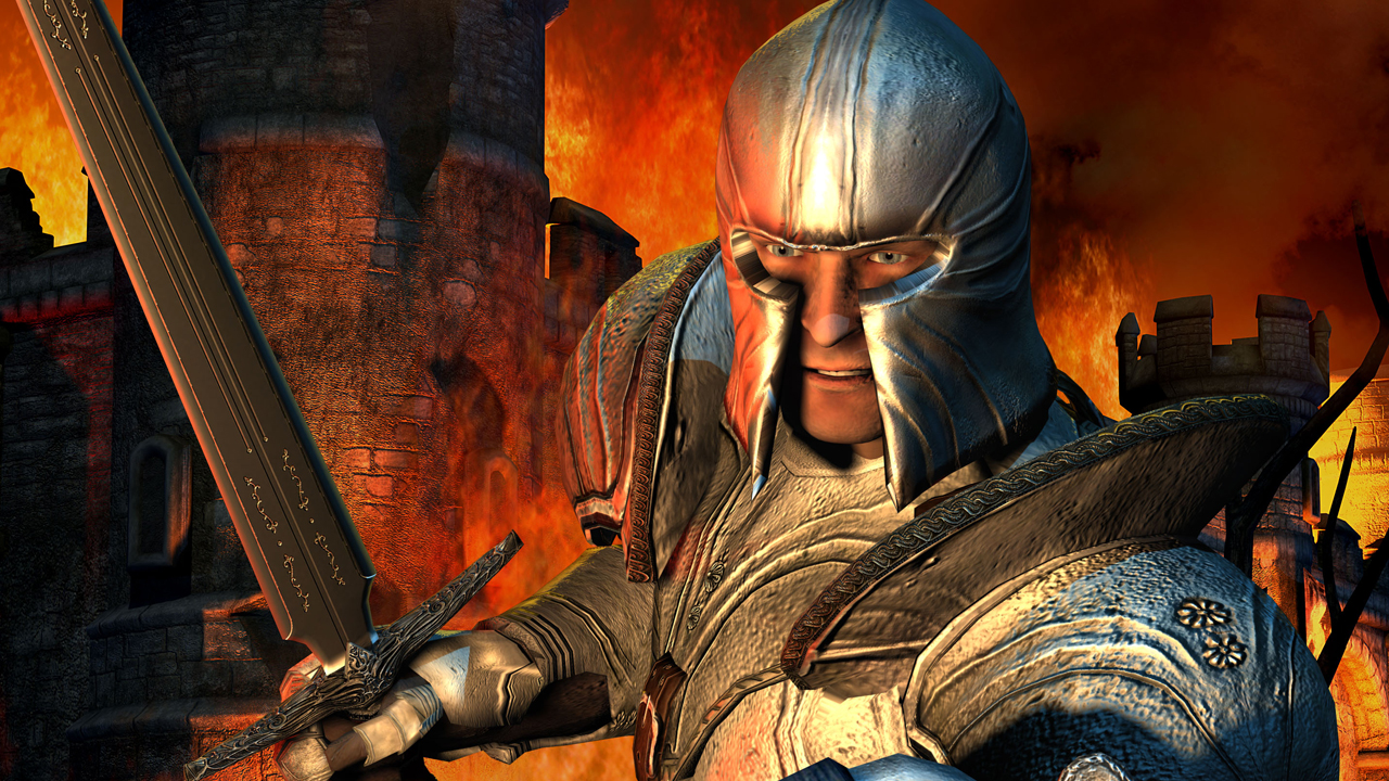 Skyrim on Switch is a marvel, but Oblivion made the Elder Scrolls