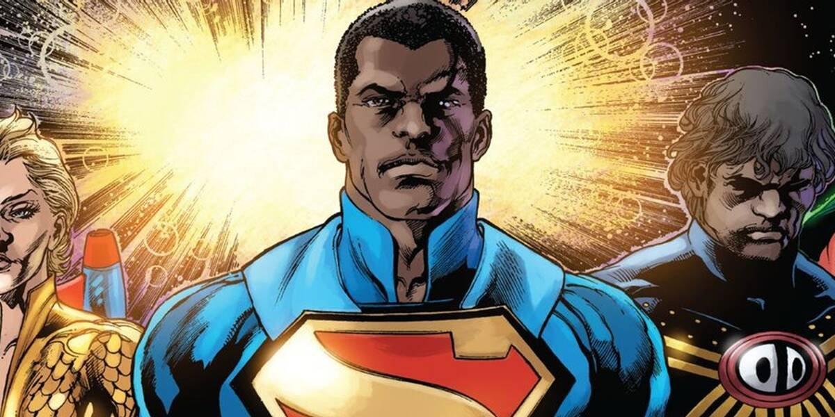 Calvin Ellis Supeman DC Comics