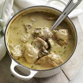 Dijon chicken casserole-food-cookery-woman&home