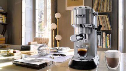 De'Longhi Dedica Style EC685 coffee machine review