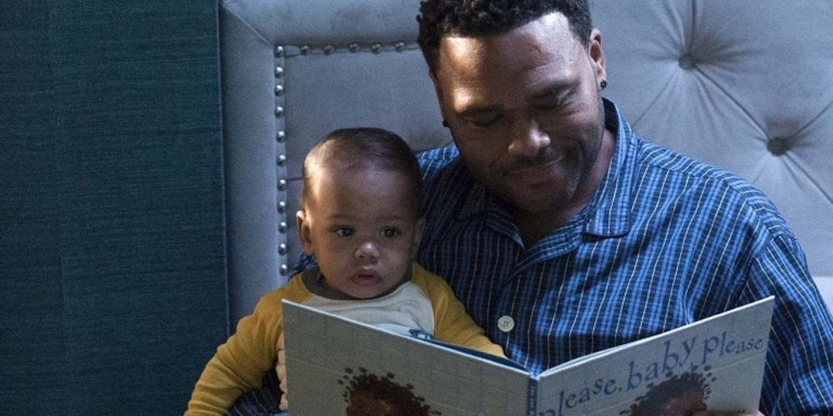 """Anthony Anderson in black-ish episode """"Please, Baby, Please"""""""