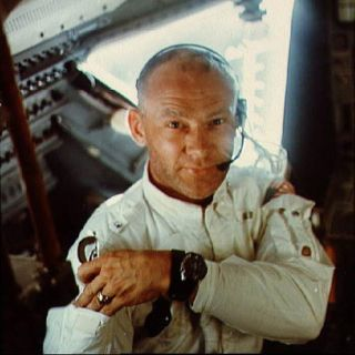 Buzz Aldrin, exploration