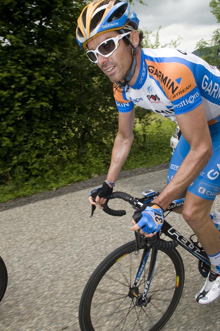 David Millar, Criterium du Dauphine 2010, stage 1