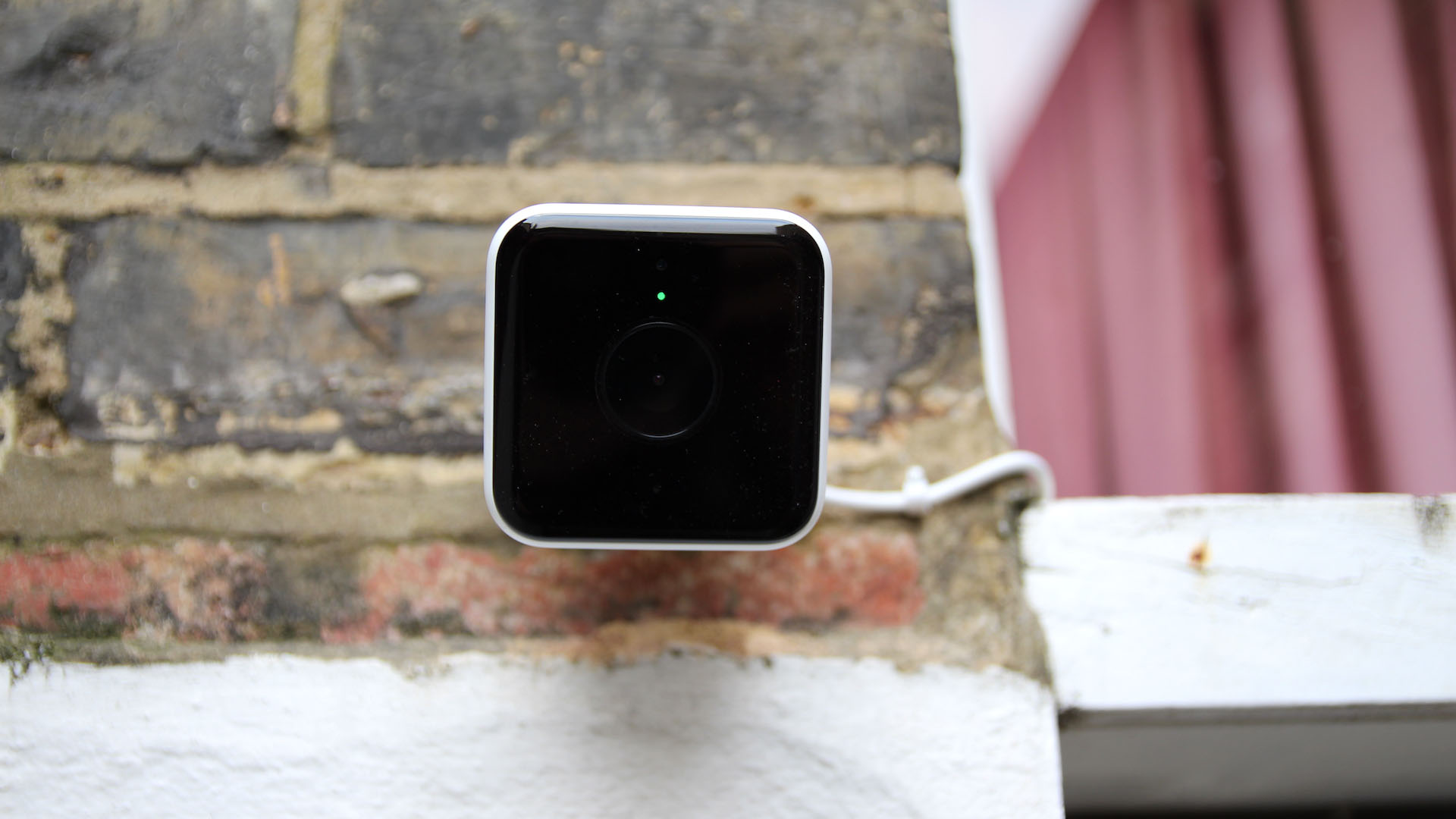 Hive View Outdoor camera review | TechRadar