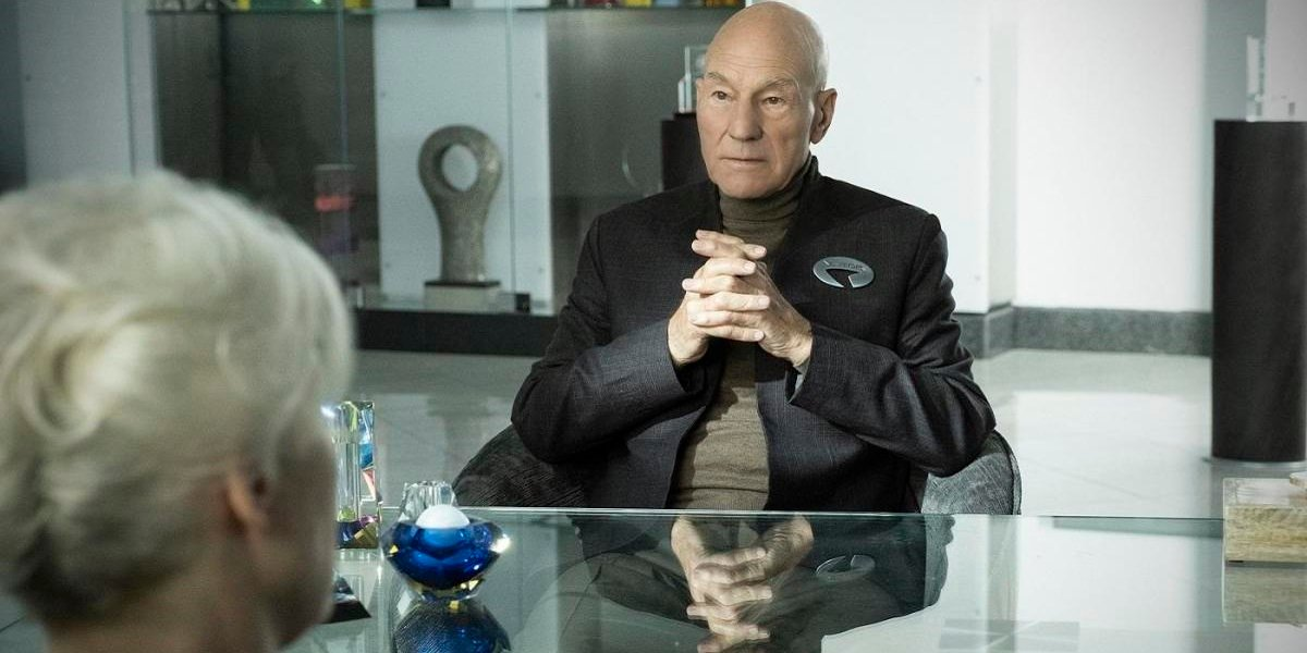Star Trek: Picard Boss Reveals Some Of Patrick Stewart's 'Priceless Input'