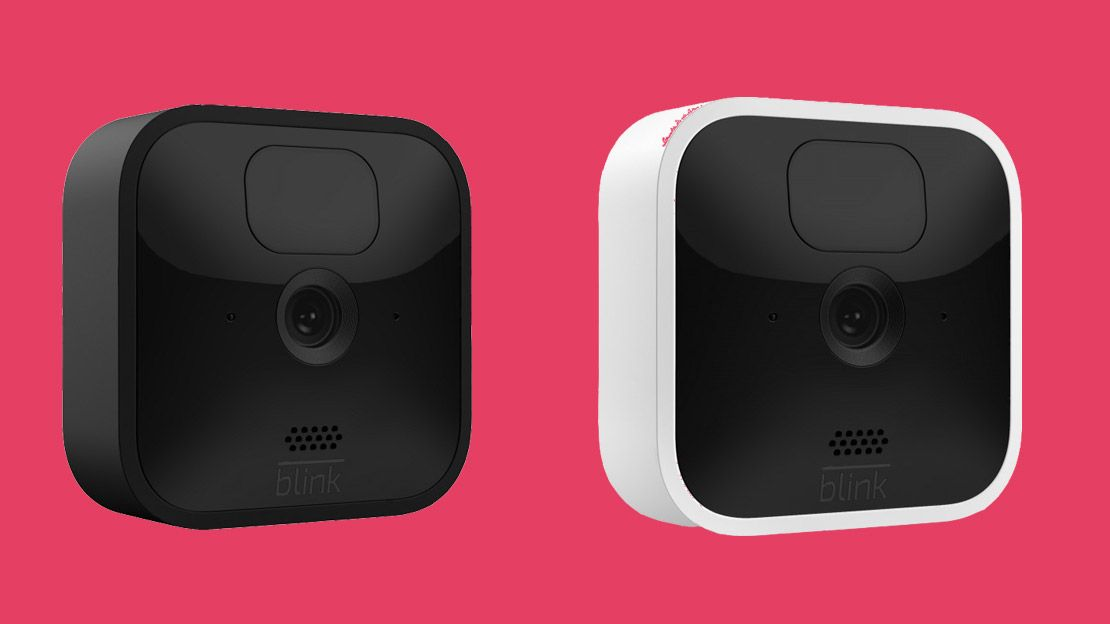 Amazon's new Blink security cameras borrow the best parts of its Ring cams