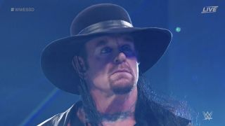 we saw The Undertaker return on the 2020 WWE Super Showdown live stream
