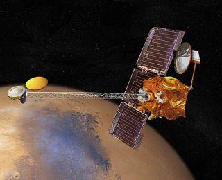 Mars Orbiter Needs Risky Computer Reboot