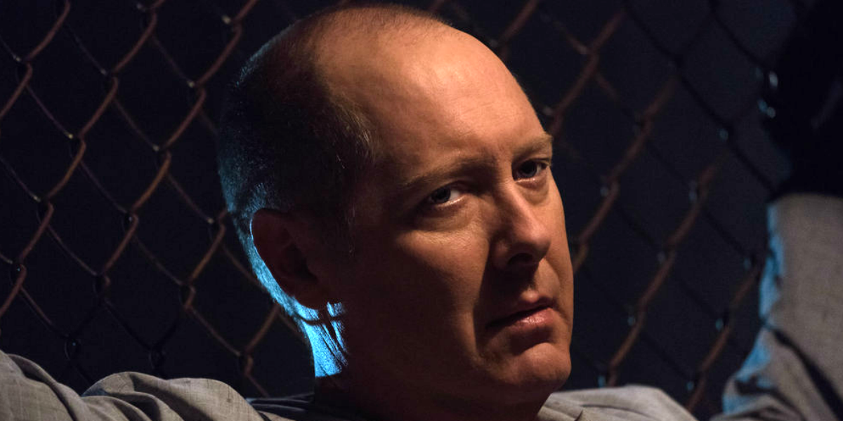 The Blacklist Raymond Red Reddington James Spader NBC