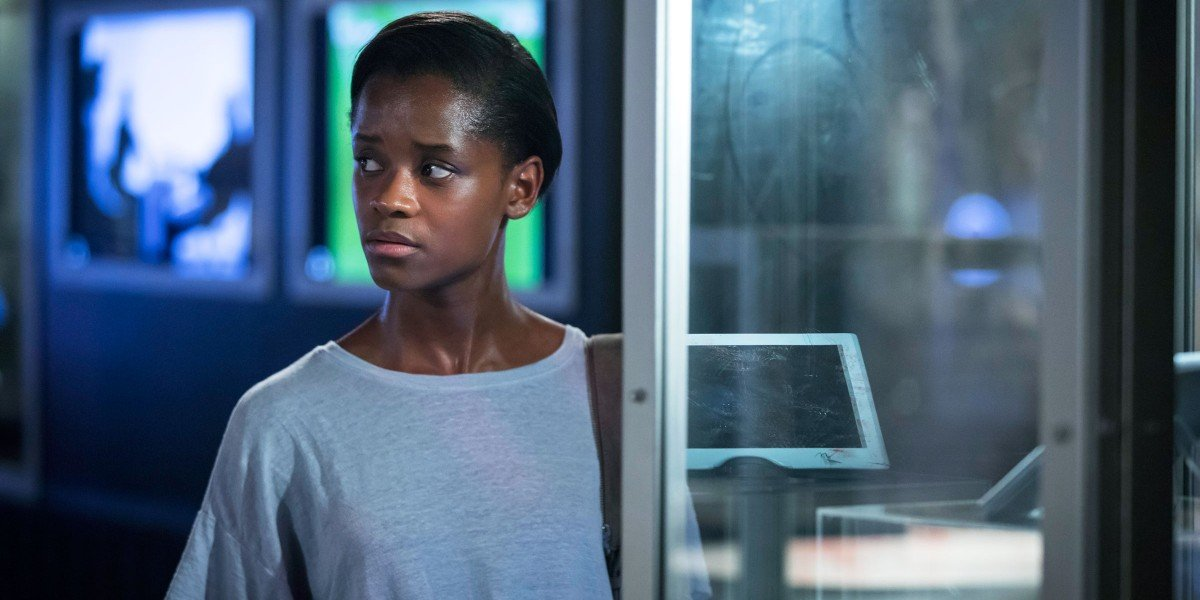 Letitia Wright - Black Mirror