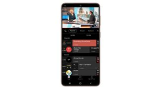 Samsung TV Plus streaming service comes to Galaxy phones in UK