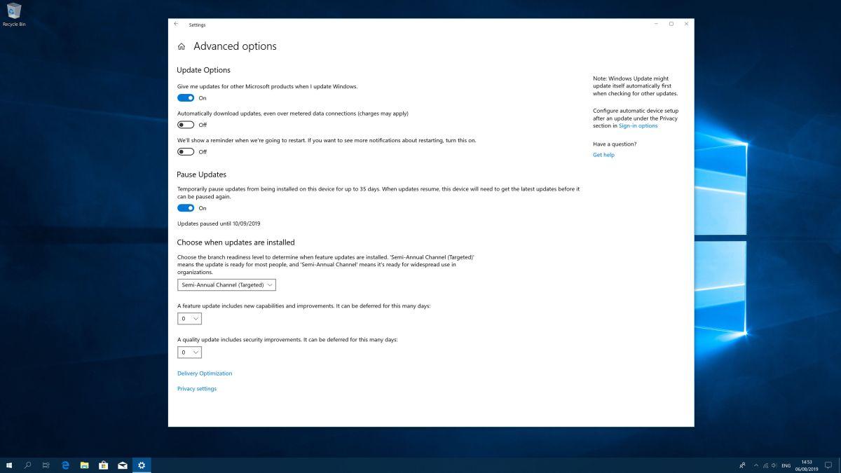 How to stop a Windows 10 update | TechRadar