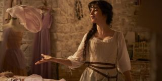 Camila Cabello in _Cinderella._