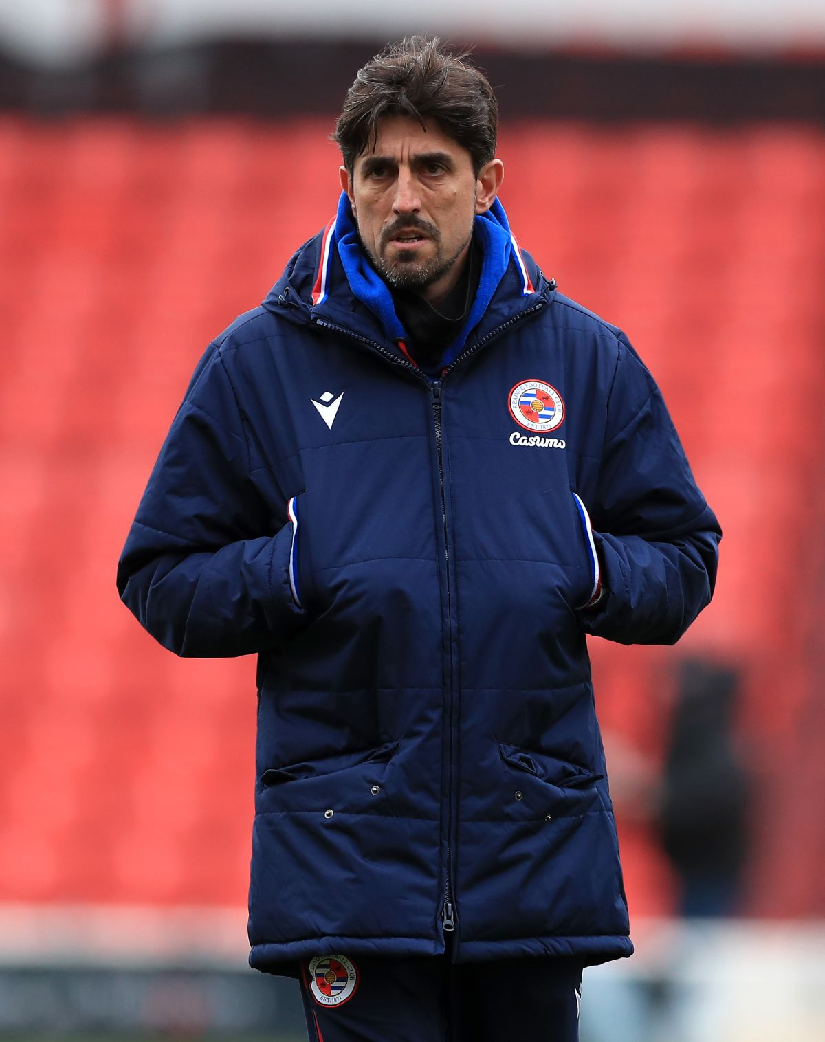 Reading will keep pounding away in Championship play-off bid – Veljko Paunovic