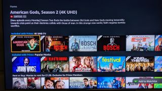 Netflix and Amazon Prime Video subscriptions causing UK data boom