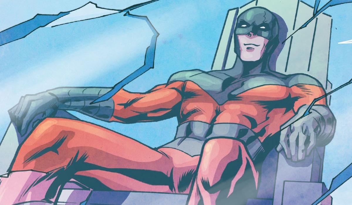 Mirror Master DC Comics