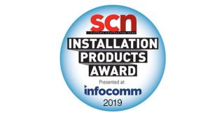 SCN InfoComm 2019 Installation Product Awards