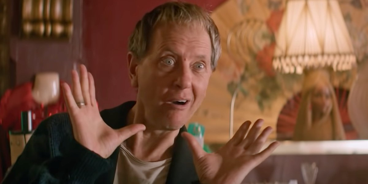 Richard E. Grant in the trailer for Everybody's Talking About Jamie.