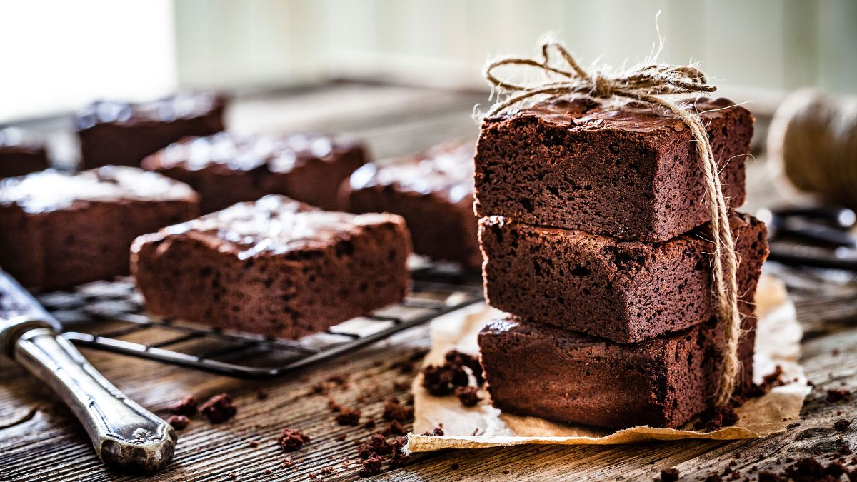 How to make brownies in 30 minutes