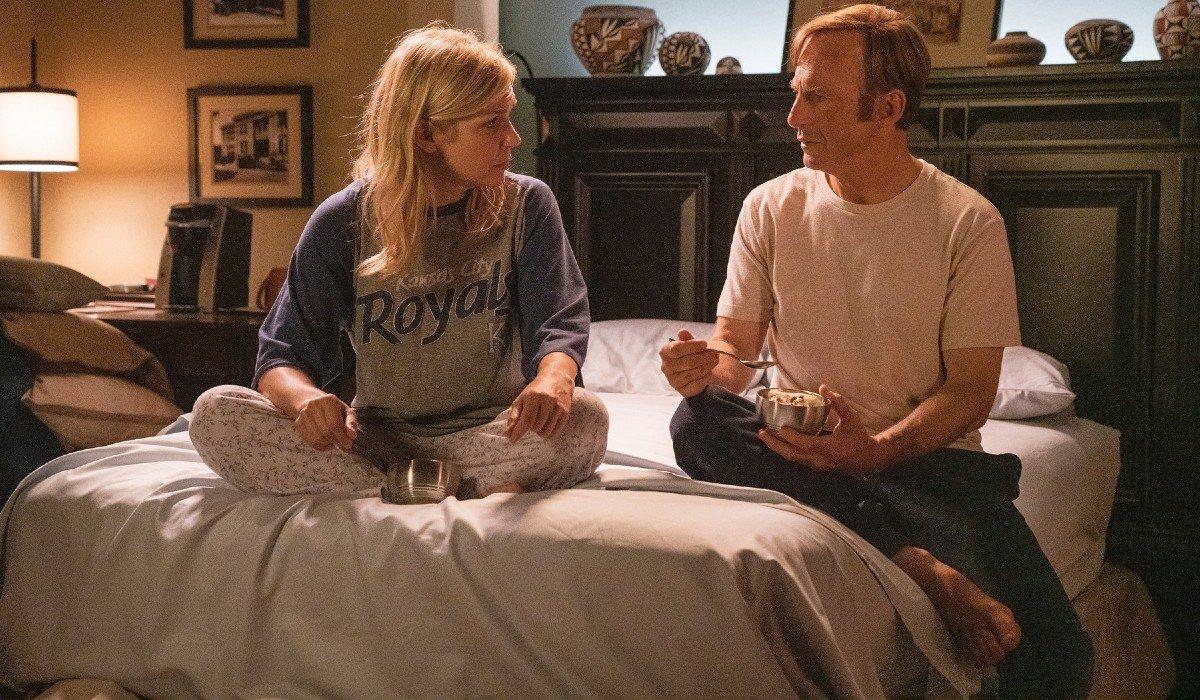 Kim Wexler and Jimmy Better Call Saul AMC