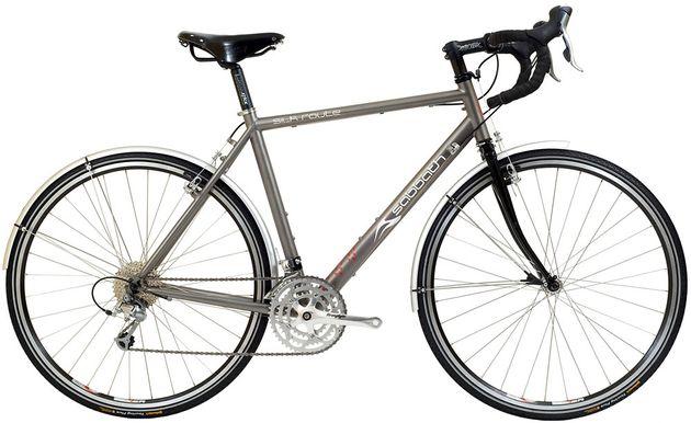 Sabbath Silk Route touring bike