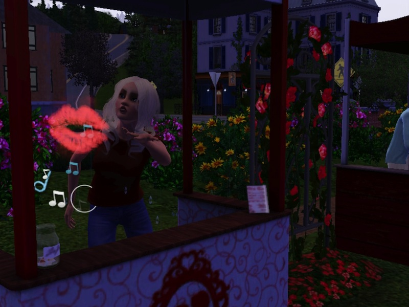 The Sims 3 Seasons Brings Weather And Festivals To The Sims World #25047