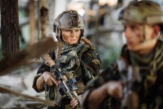 female army ranger