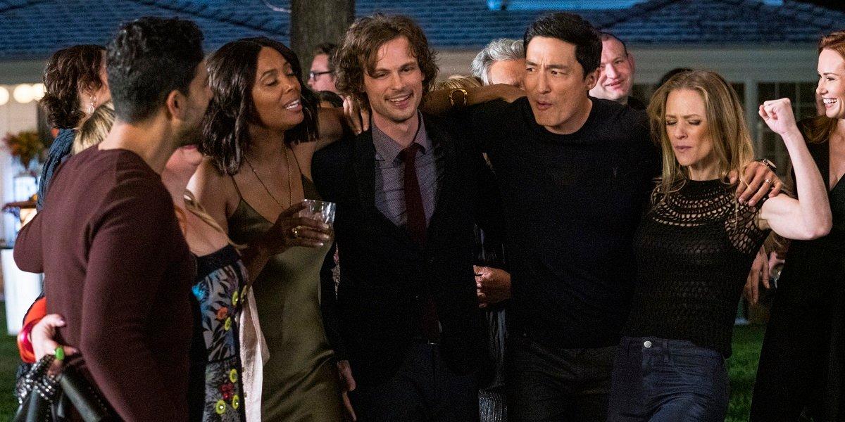 Criminal Minds cast CBS
