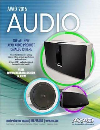 AVAD Launches Interactive Audio Product Catalog