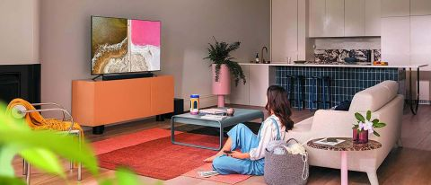 Samsung Q60T QLED TV review