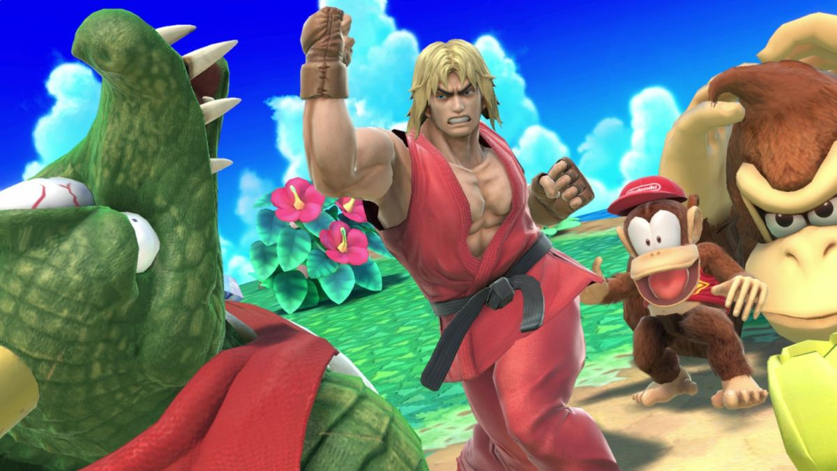 Super Smash Bros  Ultimate Hands-On Review: A Joyous
