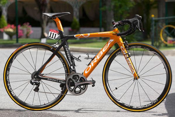 Tour De France Bike Igor Anton S Orbea Orca Cycling Weekly
