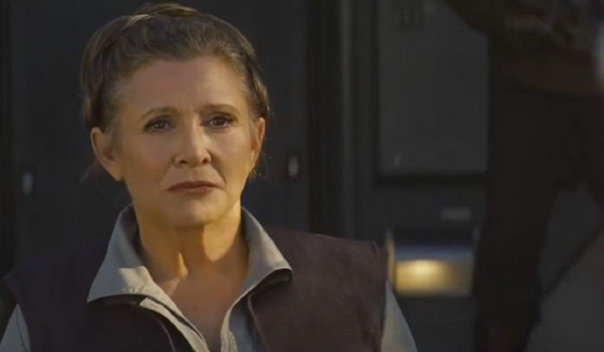 Leia The Force Awakens