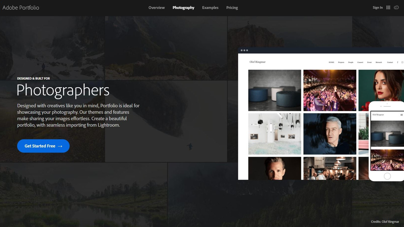 Adobe Portfolio review | TechRadar
