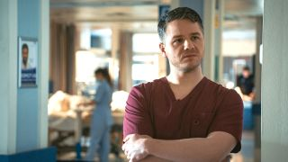 Holby City W21 David Ames as Dominic Copeland