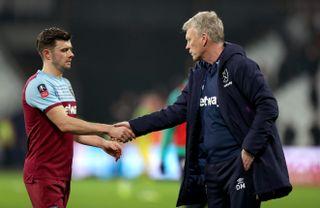 West Ham United v West Bromwich Albion – FA Cup – Fourth Round – London Stadium