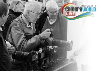 Discover your favorite photography brands at CameraWorld Live in London