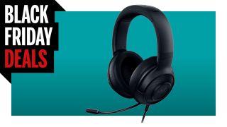 Razer Kraken X Ultralight gaming headset black friday gaming headset deal