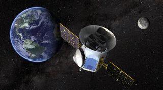 TESS exoplanet mission