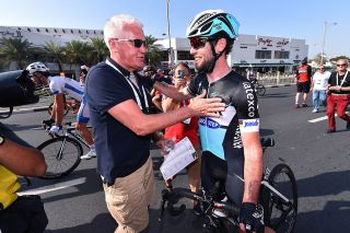 Patrick Lefevere and Mark Cavendish