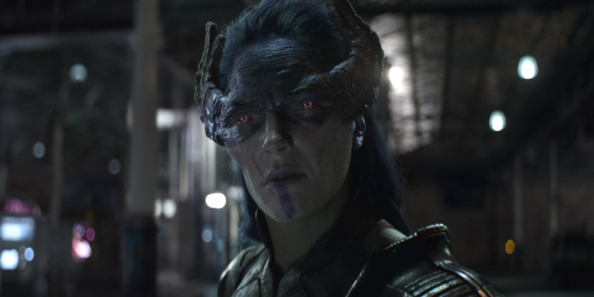 Proxima Midnight in Infinity War