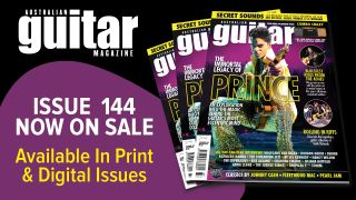 This issue celebrates the past, present and future of the guitar's greatest players